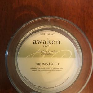 Gold Canyon Accents - Gold Canyon Awaken Eucalyptus Mint Candle
